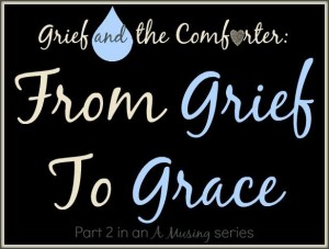 Grief and the Comforter