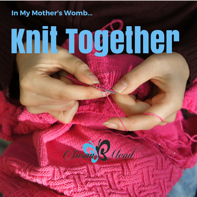 KNIT together...