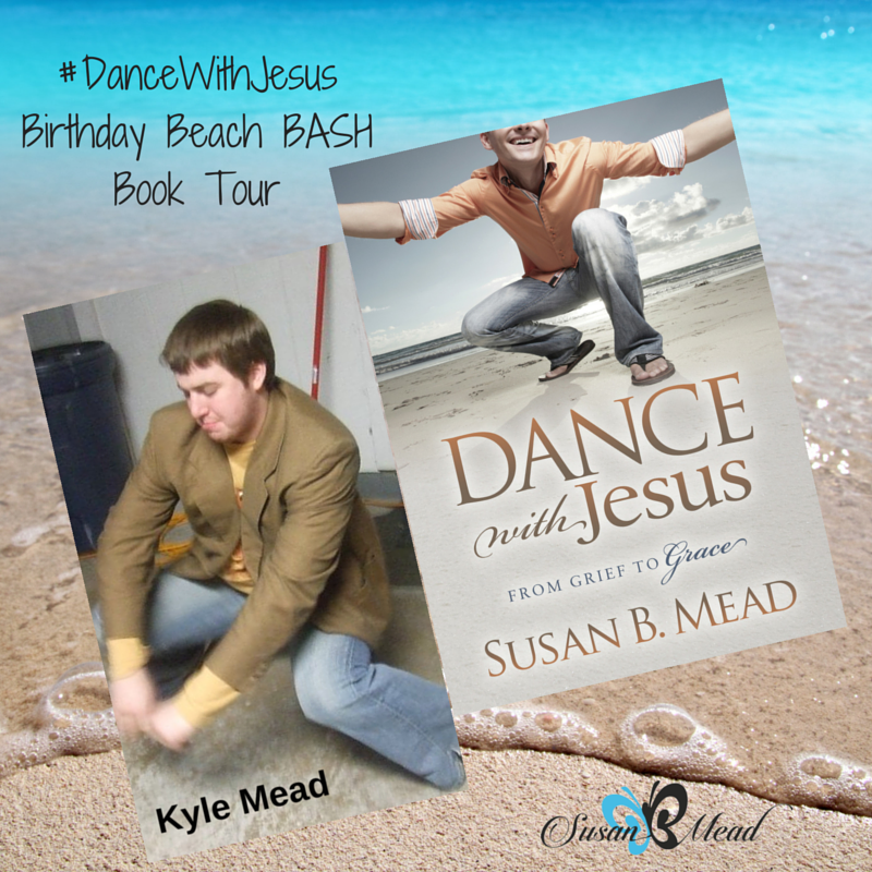 #DanceWithJesus Beach  BASH Book Tour