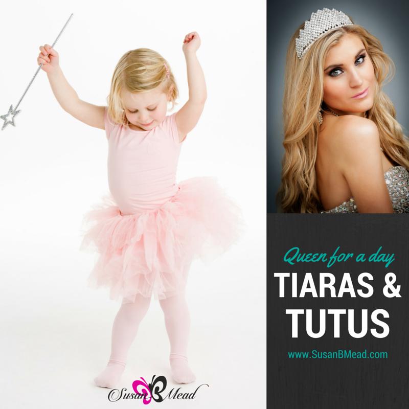 TIARAS & TUTUS