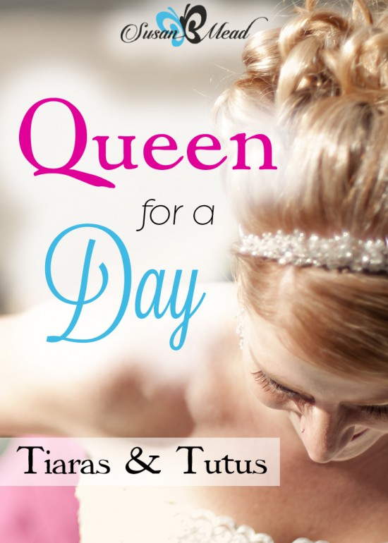 """Queen for the day. I'd always wanted to """"sit on the throne"""" and there I was. God gives us dreams, hopes, a sense of humor and faith that create memorable moments in our lives."""