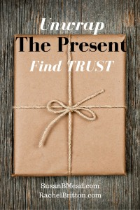 Have you ever wanted something – really wanted – yet you weren't sure how to get it – or even if you could get it? And felt trust was your first step? Then this post is written for you.
