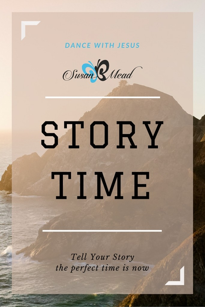 It's Story Time at the Dance With Jesus Linkup. Come share your story of grace so we can cheer, champion and cry with you. Why? We care in this community. Join us now.