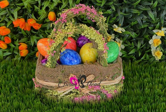 He is Risen - Indeed! Let's celebrate Easter and make it easy. See several suggestions from dying eggs to prepping a brunch in the crock pot, so you have time to spend with the people who matter most to you.