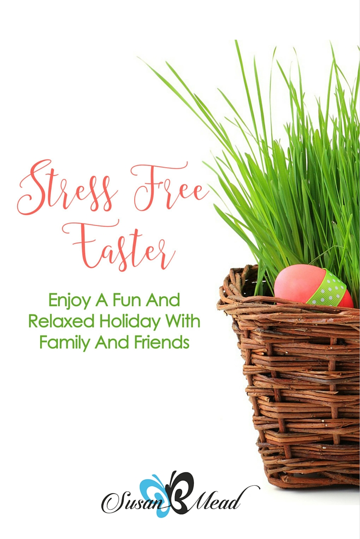 Easter is a great time to get the family together for a nice meal, some Easter egg hunting and going to church to celebrate. Jesus is RISEN! Get some great tips and recipes to make it easy to enjoy your family and friends.