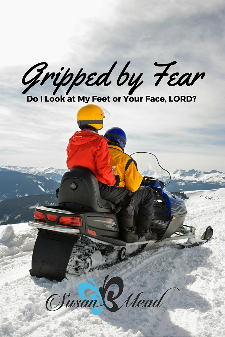 My Feet or Your Face, Lord?