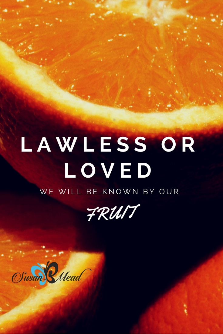 Learn to opt for the sweetest of life's fruit to refocus, renew and revive to live, thrive, and impact lives - because we are loved by God above. Join us and let this scripture guide you.