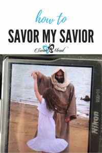 Do I savor the flavor of my life? I thought savor was all about food. Oh, Jesus is the Bread of Life! Join us as we learn how to savor our Savior.