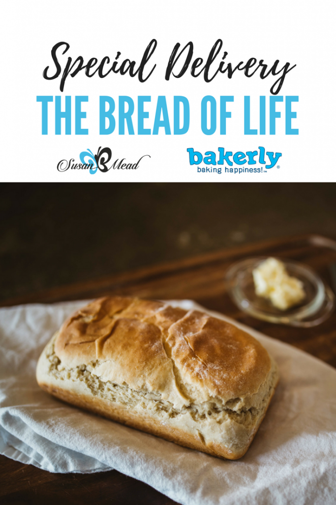 God heard my need, even though it is small, very small, He is a God of the details. Thank You, O Bread of Life, for hearing my need and sending bread directly to my doorsteps.