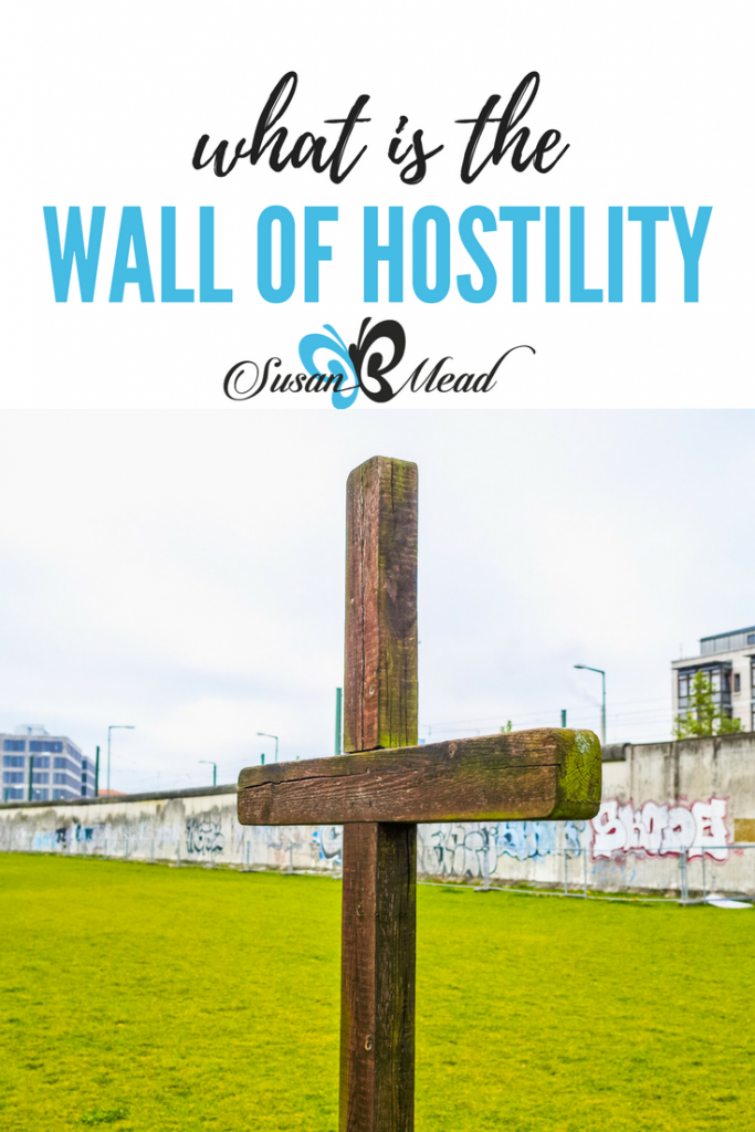 The Wall of Hostility. Oh how we abhor being on the outside looking in, uninvited, unwanted, unwelcome. Jesus tore down the wall, inviting us & uniting us.