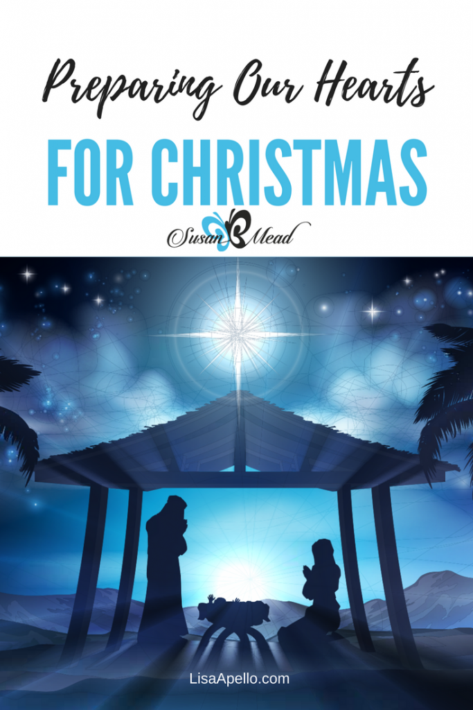 No chapter in the mothering book tells you how to give your children the world when theirs feels so crushed. Prepare your broken heart for Christmas now.