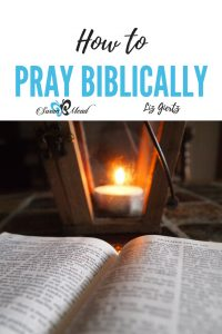 What is prayer? How many ways can I pray? How do I pray biblically? If you have asked any of these questions, learn how to pray biblically - and boldly.