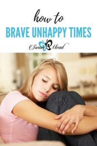 Do you forget, fail to believe, and fall away from truth about God? Do you doubt? Are these questions you've asked too? Learn how to brave unhappy times.