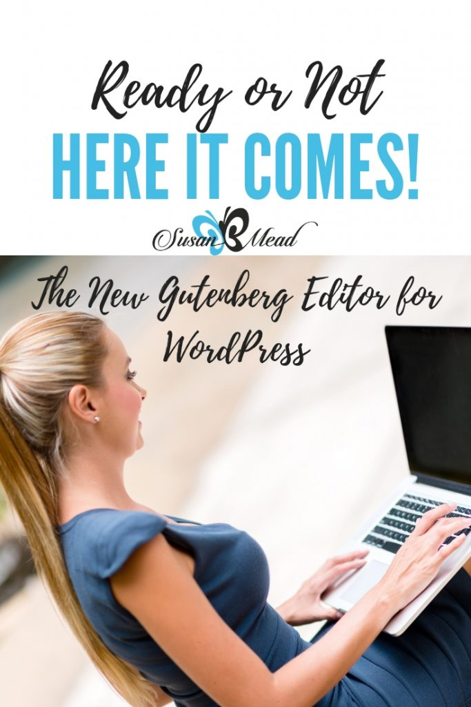 Go behind the scenes with the New Gutenberg Editor for WordPress.