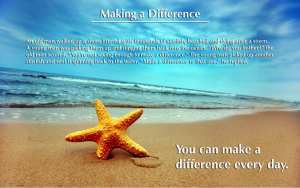 Imagine. You can make a difference today.