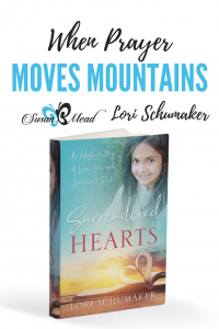 Prayer moves mountains-and the heart of God.
